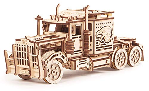 Wood Trick - Big Rig - Holz Modell Kit - LKW