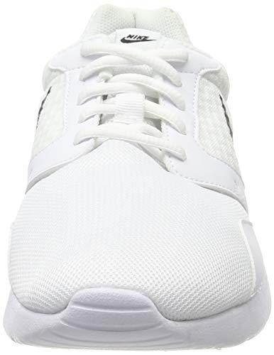Nike Wmns Kaishi, Zapatillas de Running Mujer, Blanco (Blanco/Negro 103), 42.5 EU