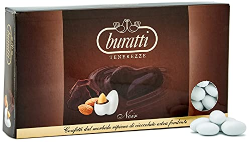 Buratti Confetti Tenerezze Noir - 1 kg