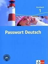 Passwort Deutsch- Kursbuch 1 by Hillman Curtis (2005-05-03)