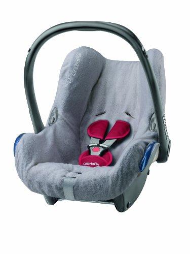 Maxi-Cosi 61403160 - Sommerbezug für Babyschale CabrioFix und Citi SPS, cool grey