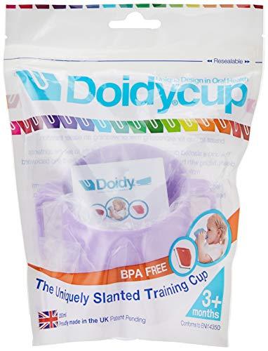 Doidy Cup 10111 der gesunde Trinklernbecher, flieder - 2