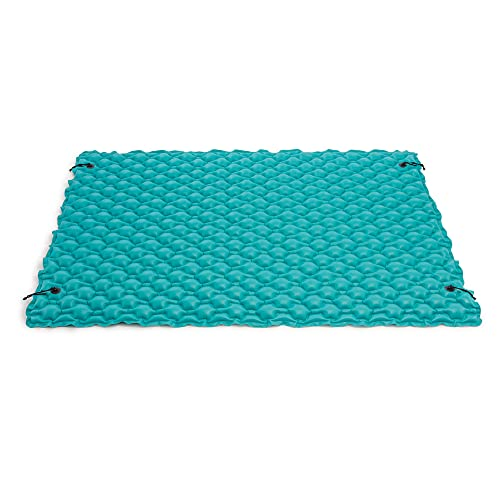 Intex Giant Inflatable Floating Mat, 114' X 84', Blue