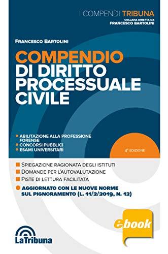 Compendio di diritto processuale civile: Edizione 2020 Collana Compendi