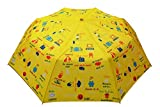 Sun Umbrella Multi Folding Umbrella (Bollywood Windproof 3 Fold)