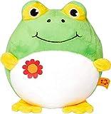Coppenrath Bade-Frosch aus Plüsch - schnelltocknend - für Badewanne und Pool