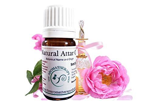 The Aromatherapy Shop Barilla Fleur Attar Huile @ 5% Jojoba - 5 ml