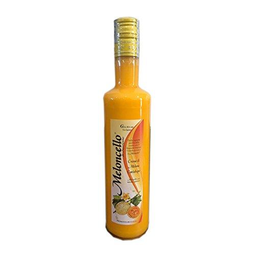 Meloncello di Sorrento - 50 CL Crema di melone cantalupo