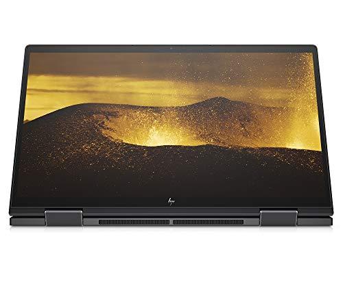 HP ENVY x360 13-ay0285ng (13,3 Zoll / FHD Touch IPS) Convertible Laptop (AMD Ryzen 7 4700U quad, 16GB DDR4 RAM, 512GB SSD, AMD Radeon RX Vega 7, Windows 10) schwarz