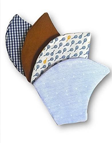 Set de cubrebocas Portafolio tricapa lavable