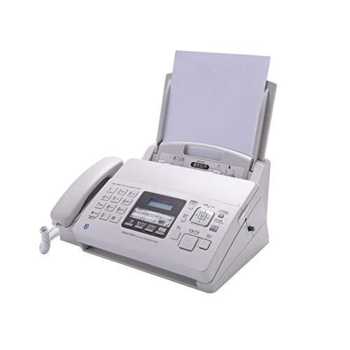 GMZS Macchina per Fax di Carta Normale, Carta A4 Carta Cinese Display Macchina Fax, Copia E Telefono Macchina all-in-One, Adatta per Uffici, Scuole, ECC.