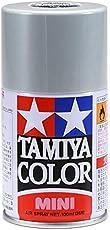 Tamiya 85017 Lacquer Spray Paint, TS-17 Gloss Aluminum - 100ml Spray Can