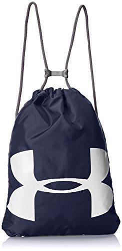Under Armour strapazierfähiger und robuster Turnbeutel, vielseitige Sporttasche mit viel Platz UA Ozsee...