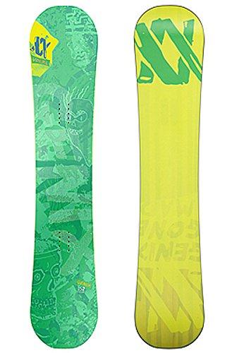 Völkl Genix Freestyle Twin-Tip Snowboard - 2016 - NEU (156cm)
