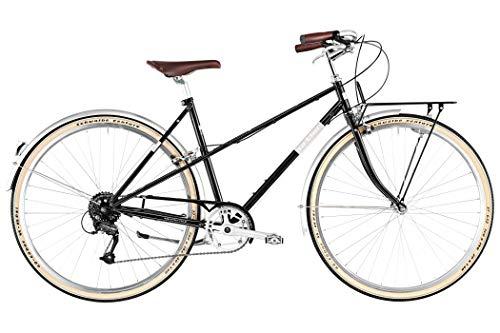Ortler Bricktown S Damen Black Rahmenhöhe 45cm 2020 Cityrad