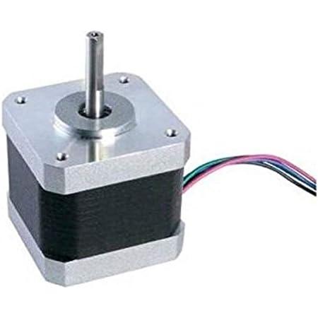 Robodo SYM42S48 5.5 kg-cm NEMA 17 Stepper Motor 4 Wire Bipolar for CNC / 3d Printer / Robotics