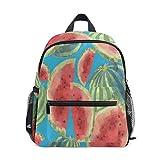 Watermelon Bule School Backpack for Boys Kids Primary School Bags Children Backpacks