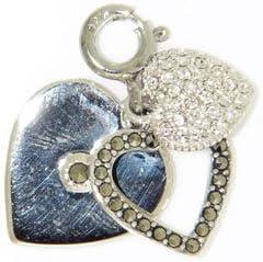 Judith Jack Charm Multi-Heart Max 51% OFF Genuine Free Shipping