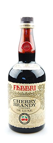 Cherry Brandy 1959 Liquore de Luxe Fabbri