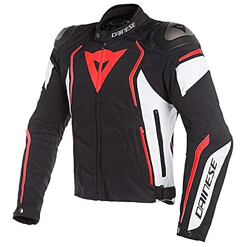 HBYMV Chaqueta Impermeable de Motocross para Hombres y Mujeres, Jersey de Ciclismo, Rojo_L