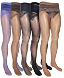 Seamless Mens Pantyhose with Ice Silk Pouch (Nude, 1)