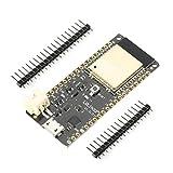SALUTUYA Placa de Desarrollo ESP-32 WiFi y Bluetooth, módulo de Tarjeta inalámbrica Bluetooth WiFi, ESP-WROOM-32 4M, Bap, STA y Ap + STA, para Arduino