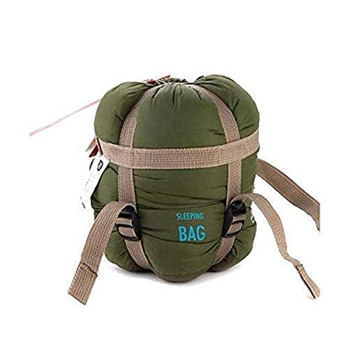 Naturehike 703212 Ultraleichter und kompakter Schlafsack aus Baumwolle, grün, M/190 x 75 cm