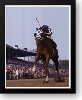 Secretariat Kentucky Derby #105 12x14 Framed Art Print