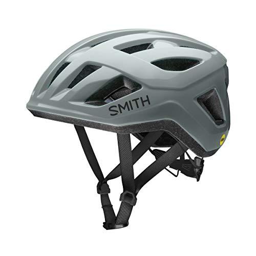 SMITH Unisex– Erwachsene Signal MIPS Fahrradhelm, CLOUDGREY, Small 51-55 cm