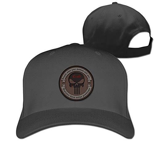 Youaini Chris Kyle Frog Foundation-American Sniper Ajustable Baseball Cap Cotton Black