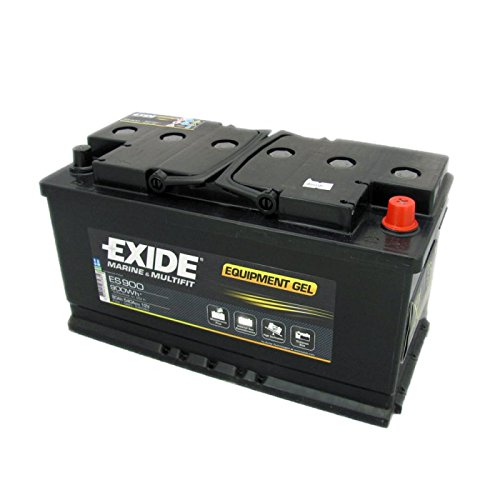 Exide ES900 12v 80Ah Gel Leisure Battery