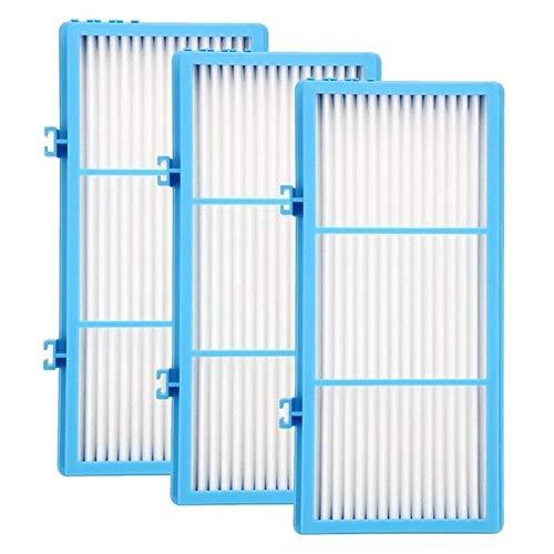 Style wei Filtro para Aire Acondicionado 3-Pack Filtro de Repuesto for Holmes purificador de Aire Filtro AER1, Total Aire HEPA Filter Type-HAPF30AT Reemplazo (Color : Blue)