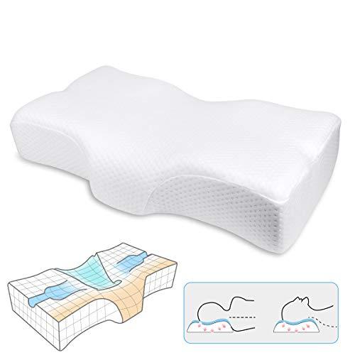 CN-hzq Memory Foam Pillow
