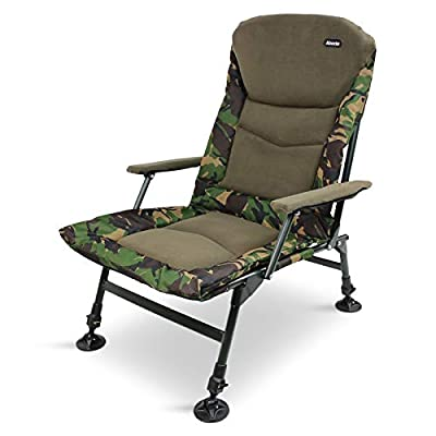 Abode® Easy-Arm™ Carp Fishing Camping Folding Chair by Abode®