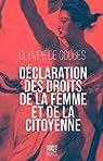 Déclaration des droits de la femme et de la citoyenne par Olympe de Gouges