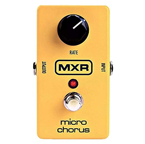 MXR M-148 Micro Chorus Bundle w/Truetone 1 Spot Space Saving 9v Adapter
