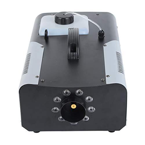 Tengchang Fog Smoke Machine RGB LED DJ Party Fogger w/Wireless Remote1500W