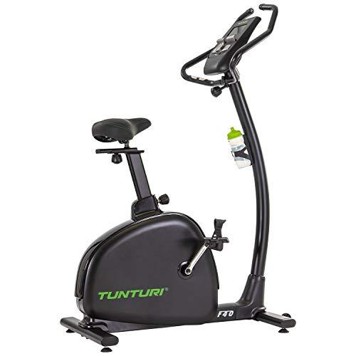 Tunturi F40 Bike Competence Heimtrainer, schwarz, One Size