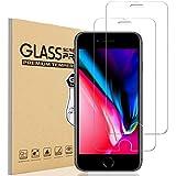 【2枚セット】iPhone8 Plus / iPhone7Plus / iPhone6sPlus / iPhone 6 Plus ガラスフイルム 5.5インチ 強化ガラス液晶保護フィルム アイフォン8 Plus/7 Plus / 6 Plus / 6s Plus (iphone プラス クリア)