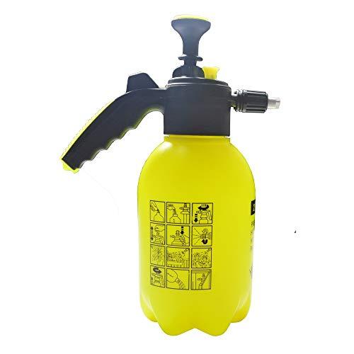 Lorenory Watering Spray Handbediende Drukgevoelige Sneeuw Schuim Schuim Cannon Schuim Mondstuk handpomp schuim sproeier 2L Fles auto wassen raam schoonmaken