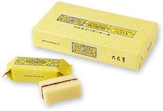 【六花亭】 マルセイ バターケーキ 5個入