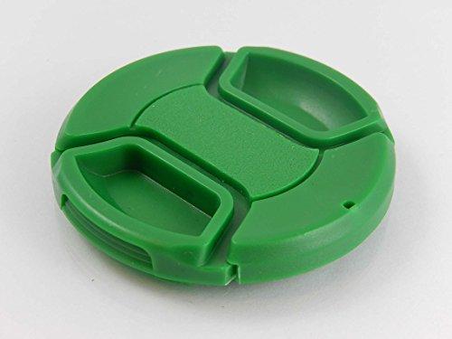 vhbw Tapa de Objetivo Verde plástico 67mm para Lentes de cámaras Tamron 28-300 mm F3.5-6.3 Di VC PZD