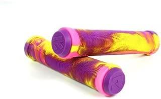 Root Industries Premium Mix Grips Rainbow Billabong purple pink yellow