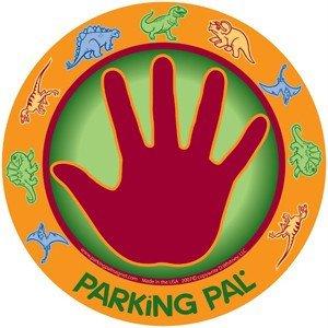 Parking Pal Car Magnet Parking Lot Safety for Children (Dino Pal)
