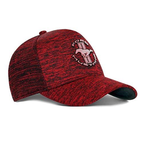 Ford Mustang Baseball Knit Cap