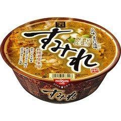 Nissin Food Sumire Sapporo Miso Noodle Ramen 145g 12pcs