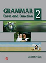 Grammar Form and Function 2 Student Book