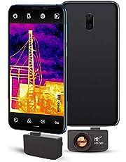 Wysoka rozdzielczość 384 x 288 IR do smartfonów z systemem Android micro USB lub USB-C, 25 HZ, Hti-Xintai termowizyjnych Hti-301