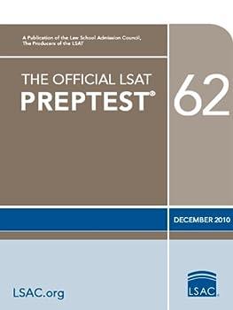 The Official LSAT PrepTest 62   Dec 2010 LSAT
