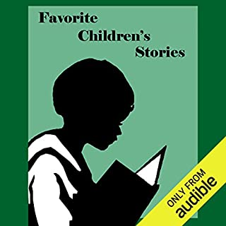 Favorite Children's Stories audiobook cover art